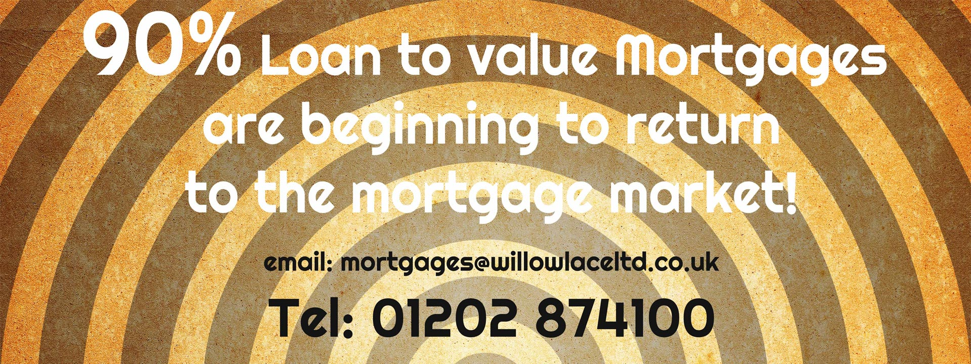 Willowlace News - 90% Loan to Value Mortgages are Beginning to Return to the Mortgage Market