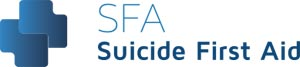 Suicide First Aid Logo - Willowlace Ltd Suicide Prevention and Support