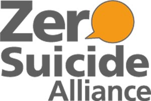 Zero Suicide Alliance Logo - Willowlace Ltd Suicide Prevention and Support