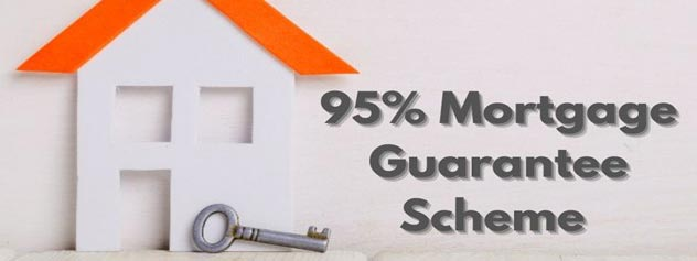 Willowlace News - 95% Mortgage Guarantee Scheme Header